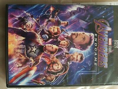 Avengers: End Game (DVD 2019) Open box & Free Shipping