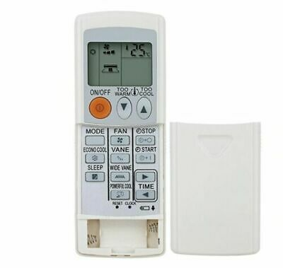 Conditioner air conditioning remote control suitable for mitsubishi KM05E KD05D