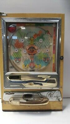 Pachinko Nishijin Machine For parts or restore Japan import colorful