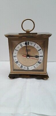 Clock Clearance Bargain In Working Condition As Photos (Spares And Repairs)