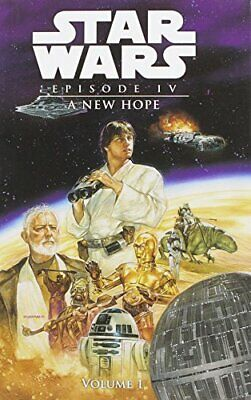 Complete Set Series - Lot of 4 Star Wars Ep IV: A New Hope books by Bruce Jones