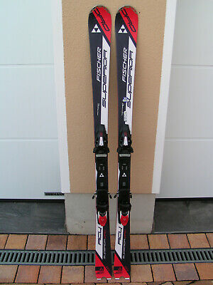 Fischer Alpin Ski Superior Pro Rc4 + Rsx Z12 Racing Carver Carvingski 155 Cm