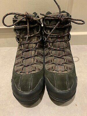 Brasher Gortex Tri-fit Vibram Walking Boots Size 10 Used Once