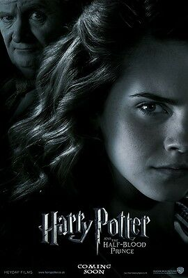 Harry Potter poster : Half Blood Prince movie Poster : 11 x 17 inches (i)