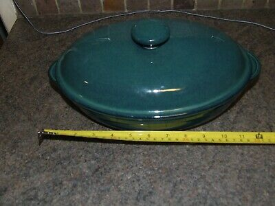 Denby - Greenwich - Serving Dish  With Lid