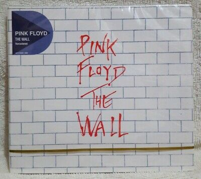 PINK FLOYD THE WALL 2 CDS/SEALED (REMASTERED)!!! Roger Waters
