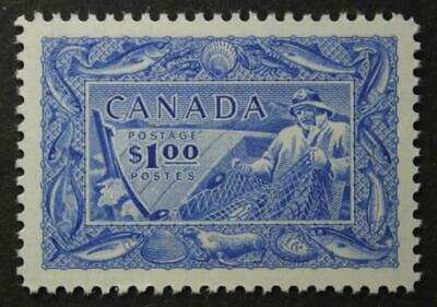 Canada #302, VF, MNH OG, Fisheries Resources