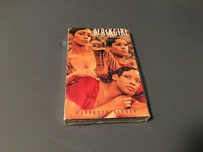 Blackgirl Where Did We Go Wrong Factory Sealed Cassette Single C78