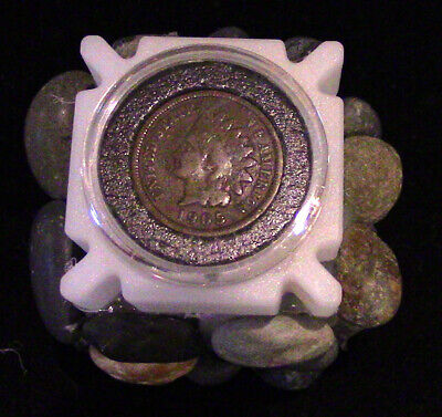 Past Life Relic - Your Edwardian 1901-1909 Indian-Head Penny Comes Home to You!