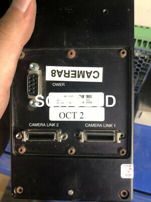 *USED Industrial camera DALSA OC-80-04K35-02E Free DHL or EMS