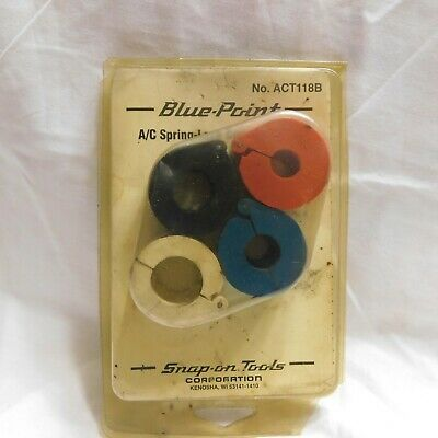 Blue-Point A/C Spring-Lock Coupling Tools ACT118B
