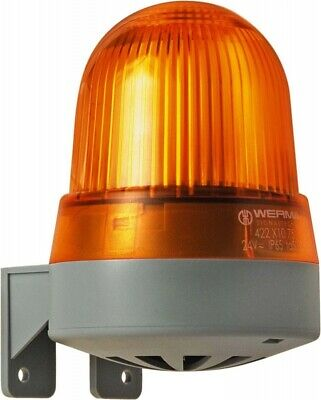 Werma LED-Summer 42231068 IP65 Signalgeräte 422.310.68 LED-Summer