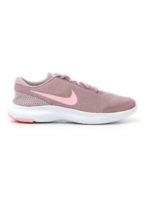 NIKE FLEX EXPERIENCE Rn 7 Donna Rosa In Materie Tessili