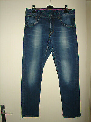 JEANS RELAXED TAPERD GARCON TAILLE 12/13 ANS (158x) H&M EXCELLENT ETAT