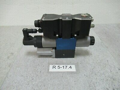 Rexroth 4WREQ6Q5-08-24/V4C-24PA60 Proportionalventil Rexroth R901081738 unsed