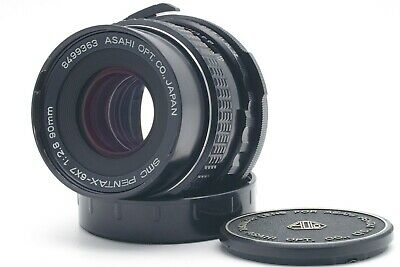 AS-IS SMC PENTAX 6x7 90mm F/2.8 Lens for 6x7 67 67II from JAPAN