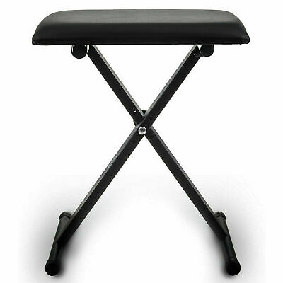 Chase Keyboard Stand X Frame Folding Height Adjustable For Casio Piano