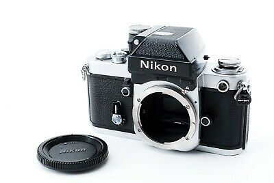 Nikon F2A 35mm camera body with DP-11 prism Excellent+ From Japan Free Shipping