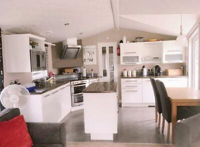 Lakeside holiday home for sale at Wild Duck Holiday Park, Gt Yarmouth, Norfolk