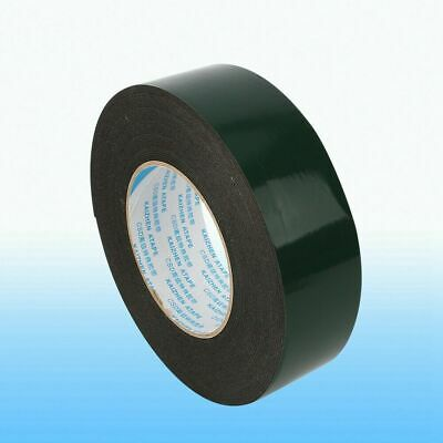 10m Super Strong Waterproof Self Adhesive Double Sided Foam Tape Black