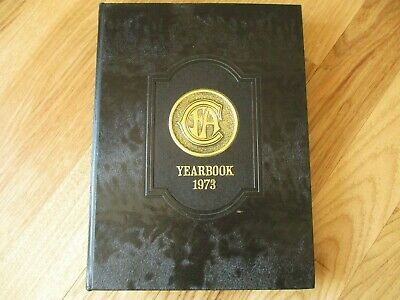 CFA Cat Fanciers of American 1973 Annual Yearbook featuring Cats