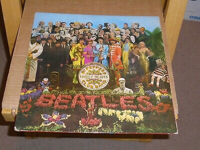 The Beatles.sgt Pepper Lonely Hearts Club Band Gfd Lp.pmc 7027.1967.1/1.