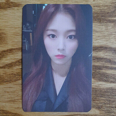 Hyunjin Official Photocard Loona 2nd Mini Album Hash # Monthly Girl Genuine