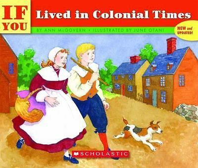 If You Lived In Colonial Times , Mcgovern, Ann