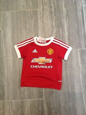 Manchester United top age 6-9 months