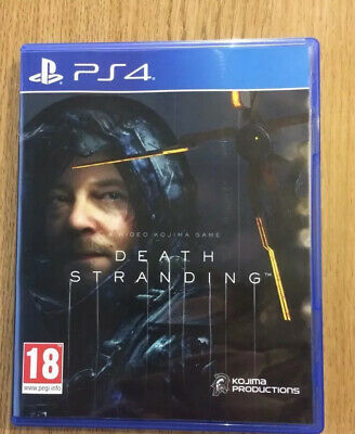 Death Stranding PS4 NEW And Sealed Free 🚚