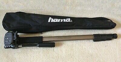 Hama Monopod Star 78 Mono Up to 176cm Includes Carry Bag Case