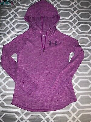 Under Armour Youth Girls Long Sleeve Size Medium