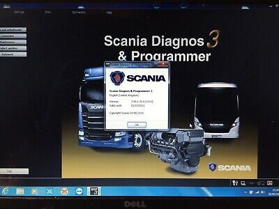 SCANIA SDP3 Version 2.40.1+Xcom 2.30+Unlimited Activator
