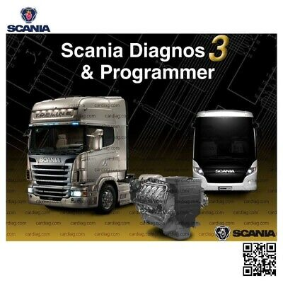 Scania Sdp3 /2.41.3+Unlimited Installation + Key Activator + Video Installation