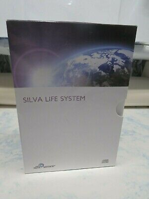 Silva Life System The Silva Method Mind and Life Improvement 12 CDs
