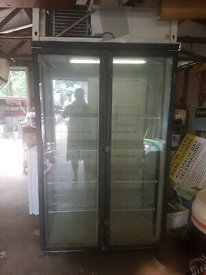Commercial Fridge. Used. Works well.