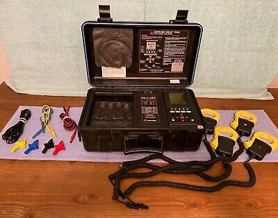 Pre-Owned Amprobe DM-II Pro Data Logger / Recorder