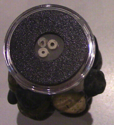 Past Life Relic - Your Ancient Sumerian Steatite Beads come home to you on a box