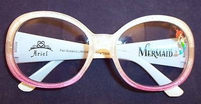 Disney Ariel The Little Mermaid Girl's Plastic Sunglasses