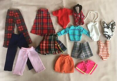 Dolls Clothes - Assorted Items (Suitable for Sindy, Barbie or Tressy)