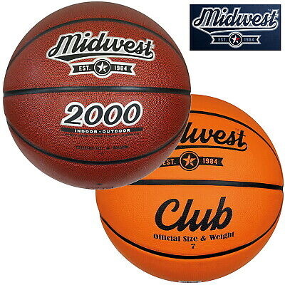 Midwest Club & 2000 Basketball Ball ✅ FREE UK SHIPPING ✅