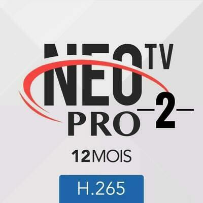 [[NEO]] PRO 2 OFFICIEL CODE 12 MOIS (smart tv, box android, m3u) envoi 5 min