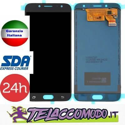 Samsung J7 2017 Display LCD TFT Vetro Touch Screen compatibile SM- J730F