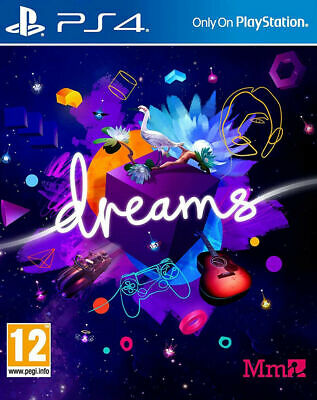Dreams Sony PS4 (UK NEW & SEALED) LittleBigPlanet Fun Game Creation System