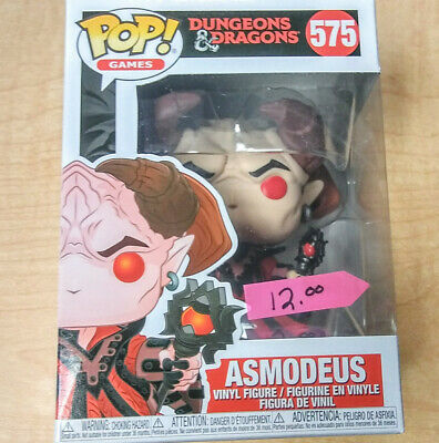 POP! (Funko) > POP! - Dungeons and Dragons Asmodeus 575 - New