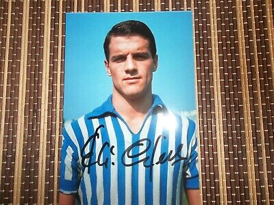 Fabio Capello, Manager/Ex Footballer, 6 x 4 ORIGINAL HAND Signed Photo