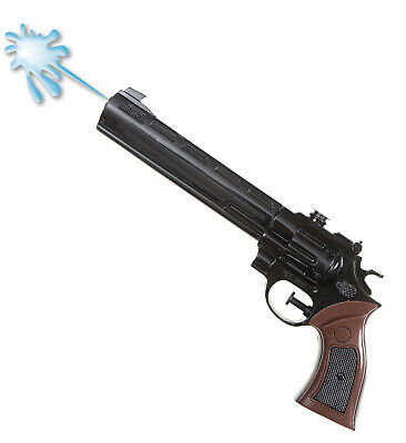 Water Pistol Vodka Gun 30cm /& Bandana Fancy Dress Costume Cowboy Police Stag Do