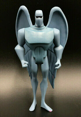 """2007 Gray Winged Amazo 4.5/"""" Action Figure DC Comics Justice League Unlimited"""