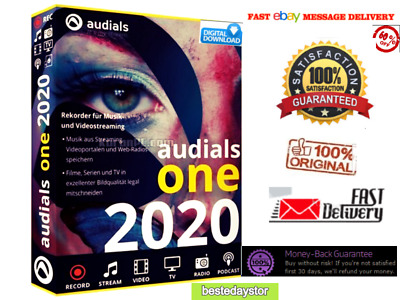 🔥🔥 Audials One Platinum 2020 ☑ Digital lifetime license key ☑ 5 Devices 🔥🔥
