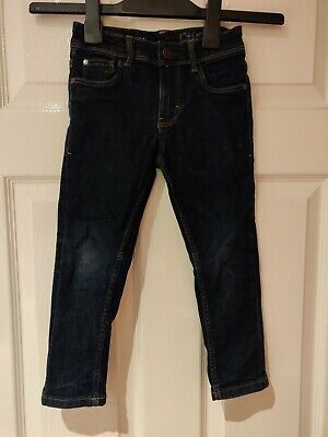Next Boys Skinny 4 Years Jeans Blue